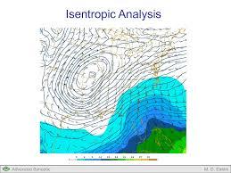 Isentropic Analysis