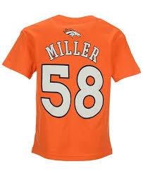 Nfl Von Miller T Shirt Little Boys 4 7