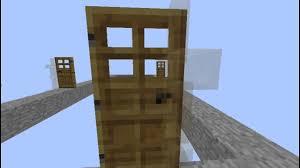 minecraft door. Minecraft Door E