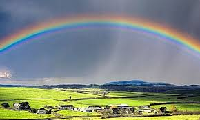 Seeing Colored Lights In Vision Seeing Rainbows Its Time To Get Your Eyes Checked Daily