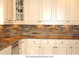 Pictures Of Stacked Stone Backsplash Kitchen Backsplash Ideas Rh Pinterest  Com Natural Stone Kitchen Backsplash Ideas