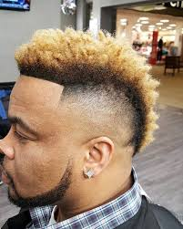 Cross Haircut Design 110 Modern And Fresh Mohawk Fade Hairstyles In 2019