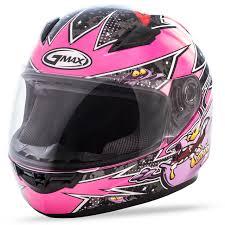 Gmax Youth Gm 49y Full Face Alien Helmet