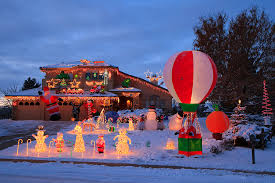 home depot santa balloon from gemmy huge