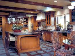 Old World Kitchen Design Kitchen Floor Buying Guide Hgtv