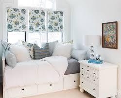 ikea bedroom office. Ikea Bedroom Office Ideas Transitional With Roman Shade Girls Custom Blinds