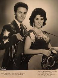 Country singer Lucille Starr mastered yearning ballads and ...
