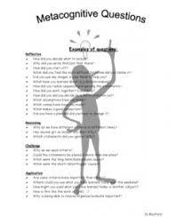 essay metacognition essay example 694 words