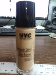 nyc smooth skin liquid makeup deep beige