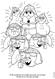 Small Picture Veggie tales coloring pages dave and the giant pickle ColoringStar