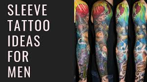 45 Sleeve Tattoo Ideas For Men Best Sleeve Tattoos 2019