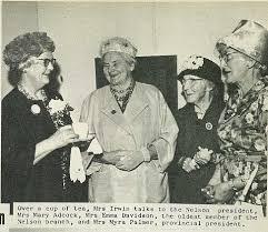 WDFF President Visits Nelson - Nelson Photo News - No 38 : December 7, 1963