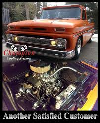 All Chevy 1965 chevy c30 : 1963 1964 1965 1966 Chevy Truck C10 C20 C30 4 Row Core Aluminum WR ...