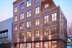 YearOld Williamsburg Warehouse Reborn As  Rentals Curbed NY - Warehouse loft apartment exterior