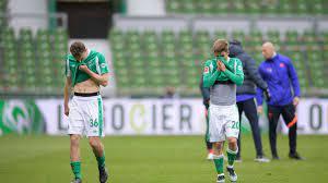 Zeigt / überträgt sky die relegation (werder bremen vs. Werder Bremen Reels Five Fearmakers In The Battle For Relegation