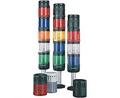 855 control tower stack lights