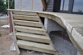 Une Terrasse Sur Pilotis Le Blog De Soso Construction Maison Bois
