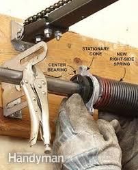 overhead garage door repairHow to Repair a Garage Door  Overhead garage door Garage doors
