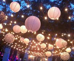 83 best outdoor lanterns images on pinterest hanging lanterns Wedding Lanterns Adelaide mix our paper chinese lanterns with strings of fairy lights to bring this magical look to Outdoor Wedding Lanterns