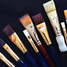 one equipment choice new face painters must make is which brushes they will need not only in brand but also in type of brush