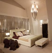 ... Stunning Picture Of Cream Bedroom Decoration Ideas : Artistic Image Of  White Cream Bedroom Decoration Using ...