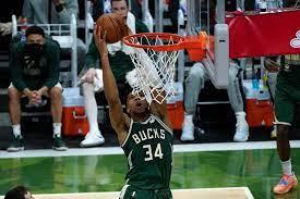Giannis has 41, Suns' NBA Finals lead ...