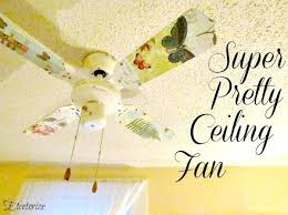 diy ceiling fan mod ceiling fan diy ceiling fan blade covers