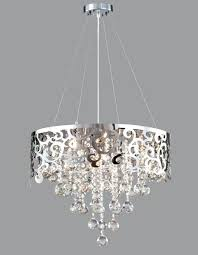 modern contemporary chandelier broadway linear crystal lamp diam p