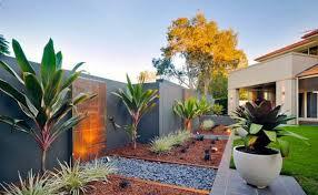 Small Picture Outside garden design