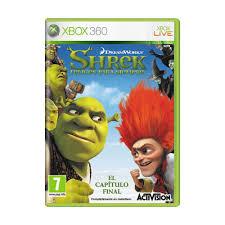 Jogo Shrek Forever After - Xbox 360 (Europeu) - MeuGameUsado