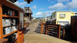 There are multiple piers where neighborhoods of floating homes are docked  ...