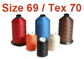 Thread Tex To Ticket Conversion Chart Nylon Thread Size 69 Tex 70 Govt E