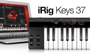 <b>IK MULTIMEDIA iRIG</b> KEYS 37 <b>MIDI клавиатура</b>