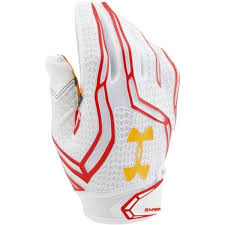 Ua Football Glove Size Chart Details About Mens Ua Under Armour Swarm Ii Pipeline State Park Football Glove 1280473 102