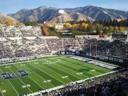 Usu Football Stadium Seating Chart Utah State Aggies Football Stadium Aggie Football