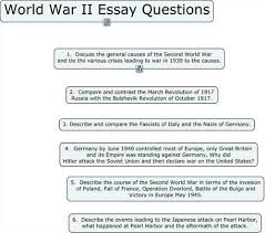 of ww essay cause of ww2 essay