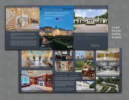 Luxury Real Estate Brochure - Clearimages Marketing