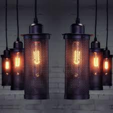 image is loading new vintage diy ceiling lamp edison light
