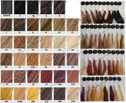 Sample Hair Colors Chart Lace Wigs Hair Color Chart