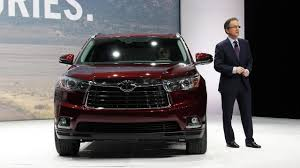 BBC - Autos - Toyota Highlander speaks softly, carries big stick