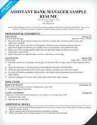 Resume For Bank Jobs Sample Resume For Bank Job Resume For Bank Job