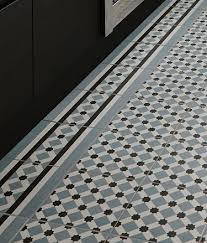 henley ice border tile