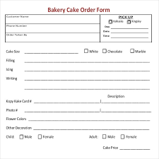 21 Bakery Order Templates Ai Ms Excel Ms Word Free Premium