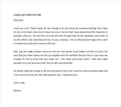 Ideas Of Love Letters For Him From The Heart Cute Sample To