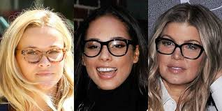 Glasses And Face Shape Chart How To Pick The Perfect Pair Of Glasses According To Your