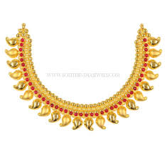 Latest Gold Haram Designs In 40 Grams Gold Necklace Design In 40 Grams Necklace Designs Gold