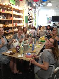 pottery painting party nyc best 2018