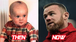 Body Hair Style wayne rooney transformation before and after hairstyle & body 7990 by wearticles.com
