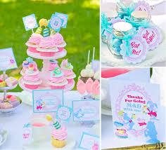 Korean Themed Party Decorations Karas Party Ideas Alice In Wonderland Mad Hatter Garden Tea Party