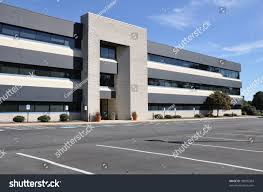 exterior office. Exterior Of A Modern Office Building C